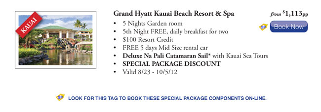 Hyatt Regency Maui / Grand Hyatt Kauai