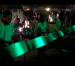 Caribbean Regals Steelband