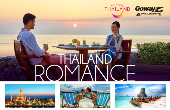 Thailand Romance - City and Beach - Book by 31 May and          receive reduced          rates, spa treatments, romantic dining and more. See site for          details