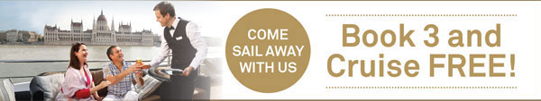 Come sail away with us